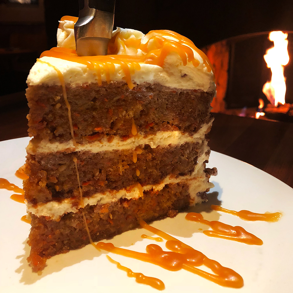 Stoney River Carrot Cake