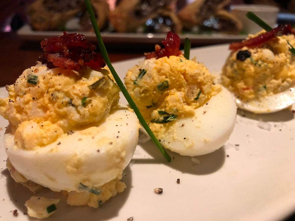 Stoney River Deviled Eggs