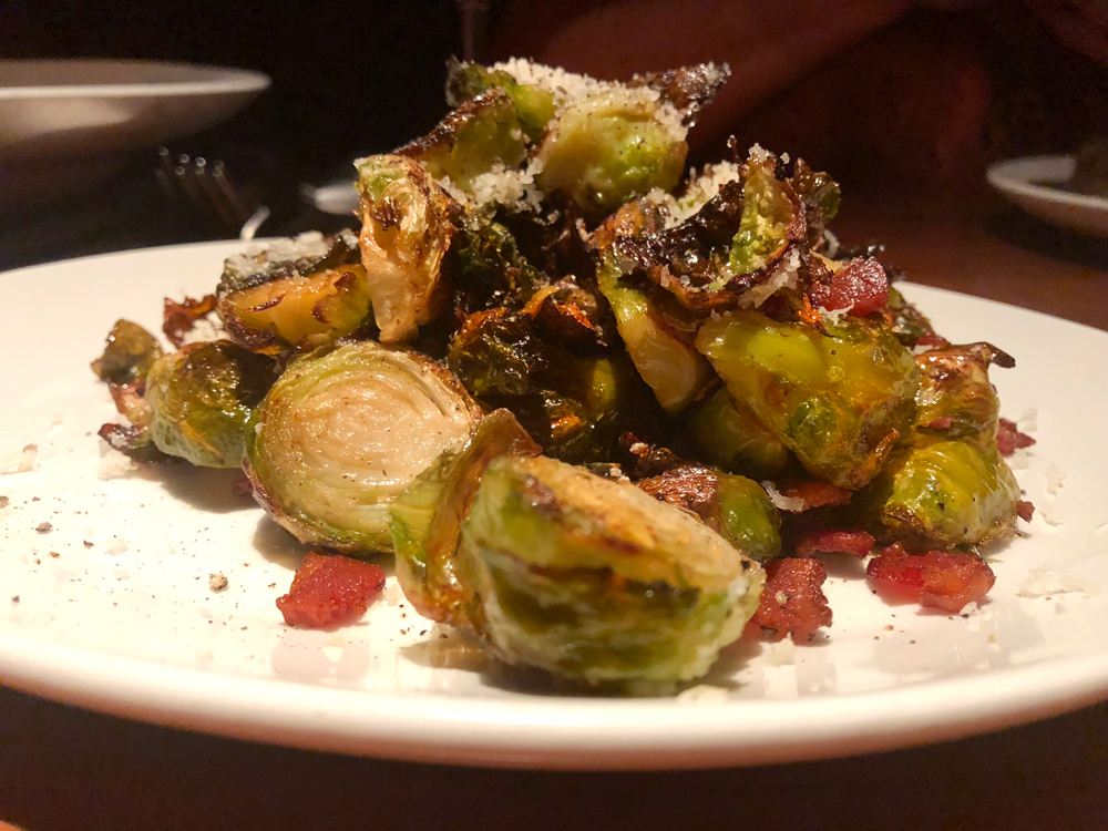Stoney River Roasted Brussels Sprouts