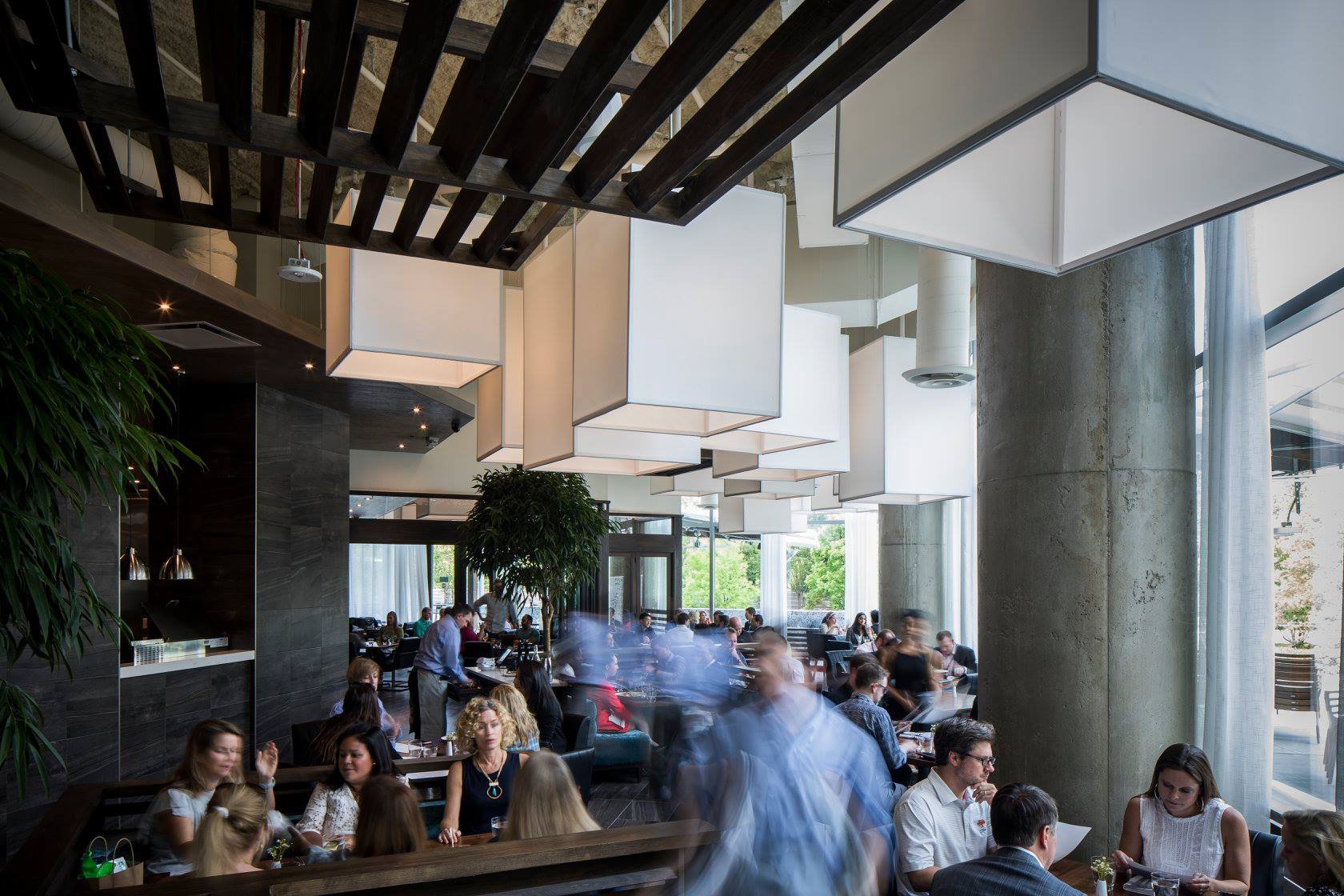 Mission + Market Restaurant & Bar Atlanta Buckhead