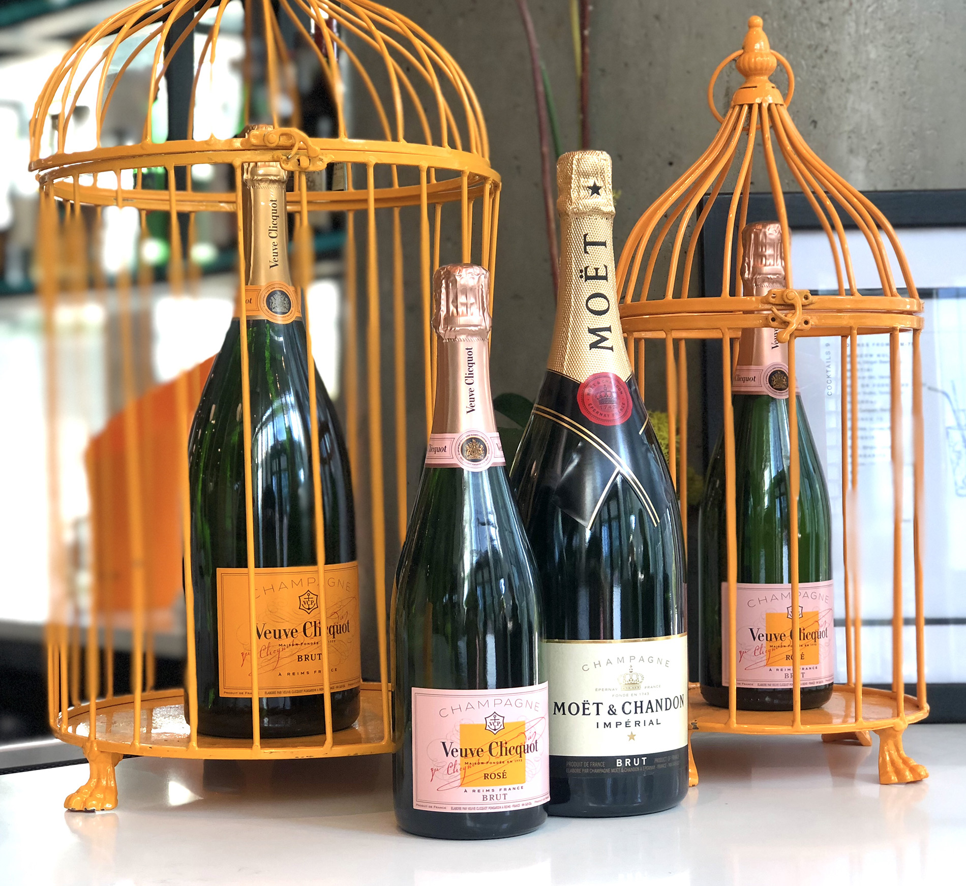 Mission + Market Bubbles + Brunch Veuve Clicquot