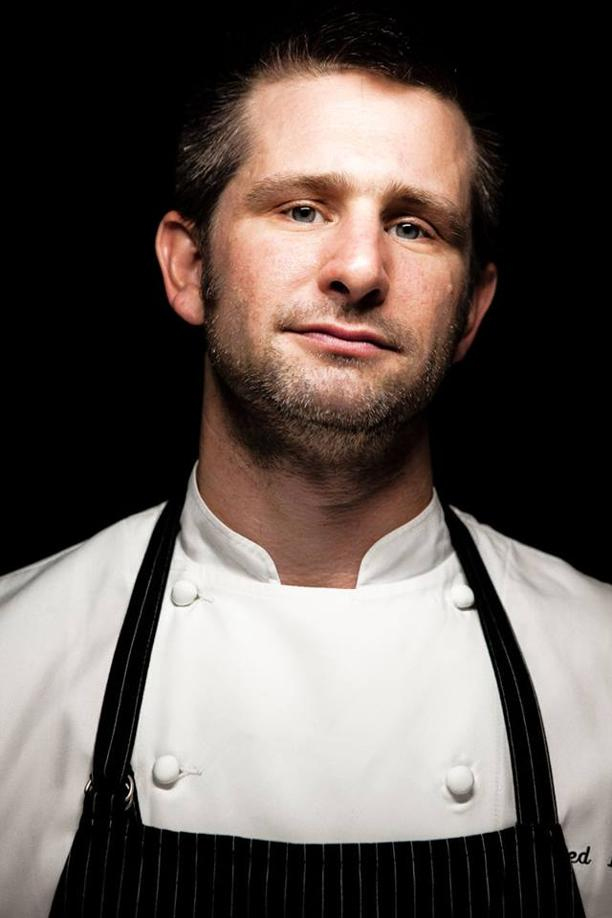Chef Jared Hucks | The Alden