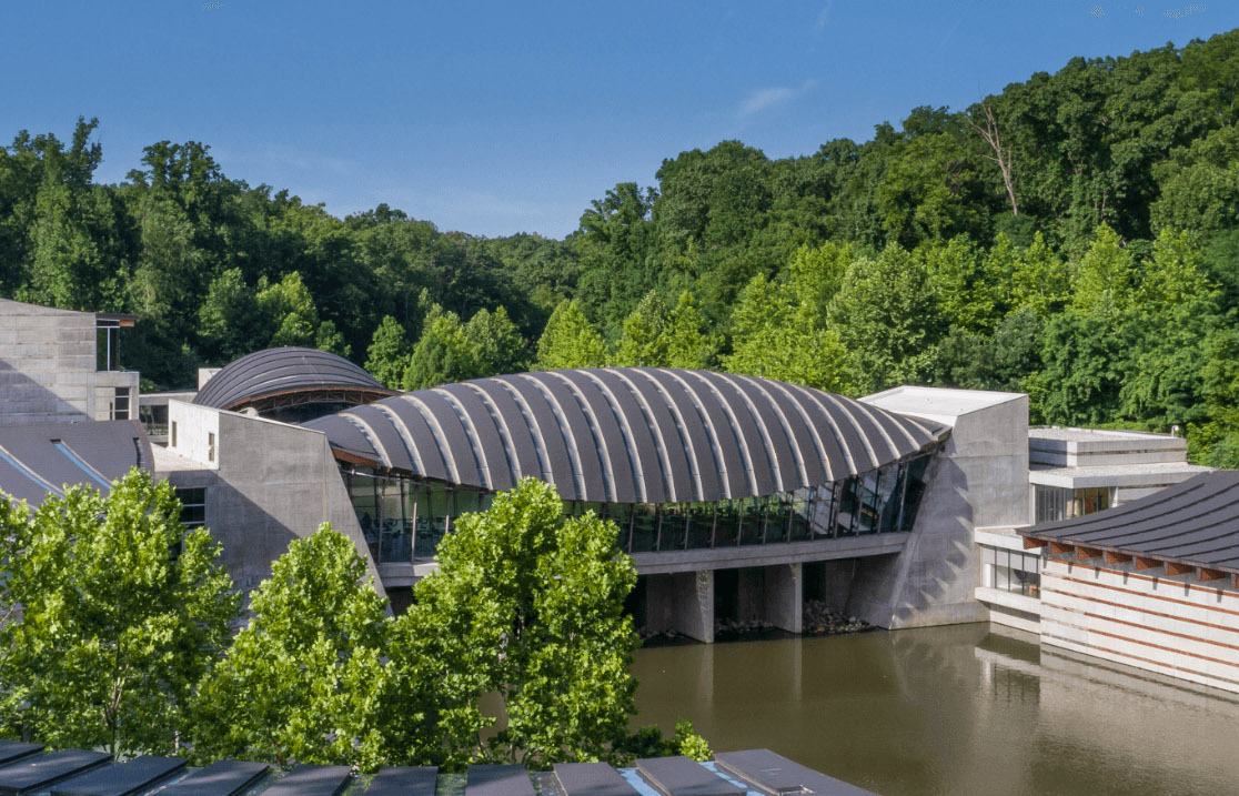 Crystal Bridges Museum of American Art Bentonville Arkansas